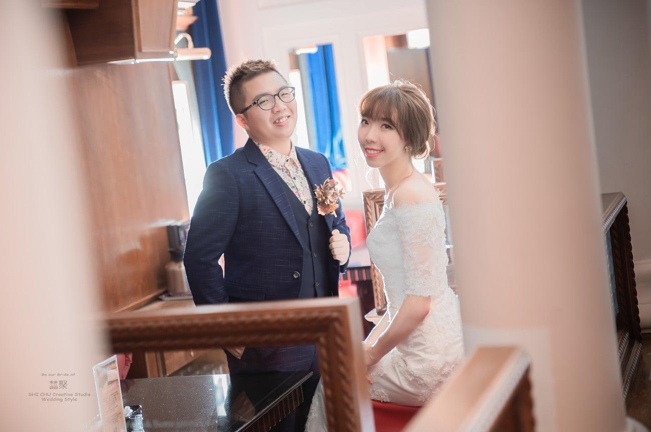 用照片敘述愛情的超強團隊,囍聚婚紗工作室,自助婚紗篇