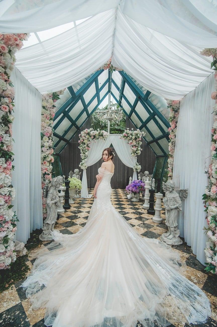 在囍聚,拍出你的愛情婚紗照,大屯莊園篇