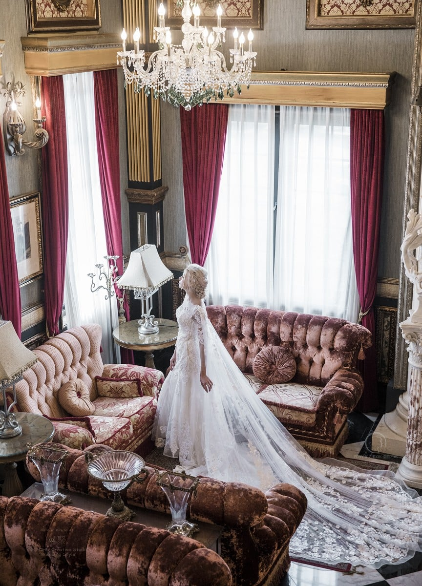 在囍聚,拍出你的愛情婚紗照,老英格蘭婚紗篇