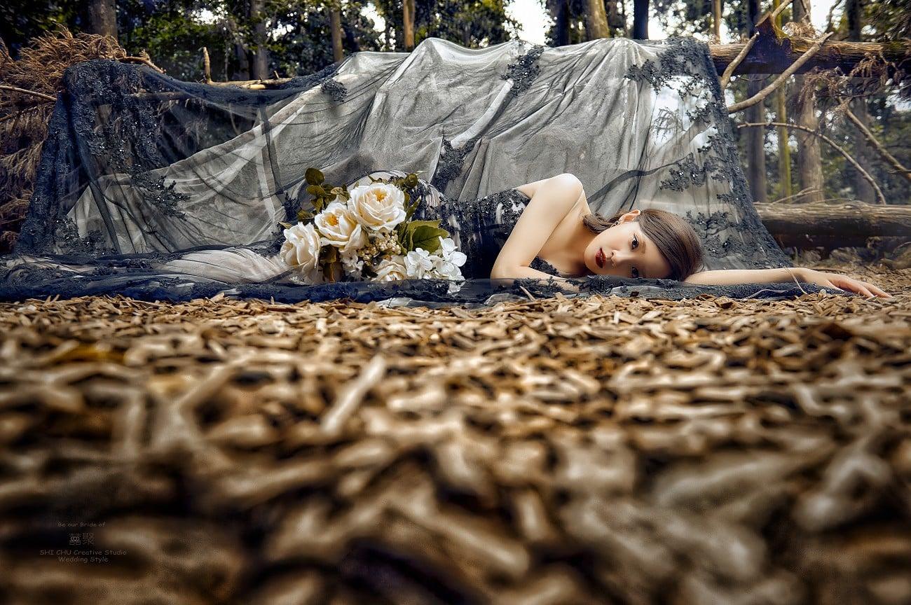 在囍聚,拍出你的愛情婚紗照,陽明山黑森林篇