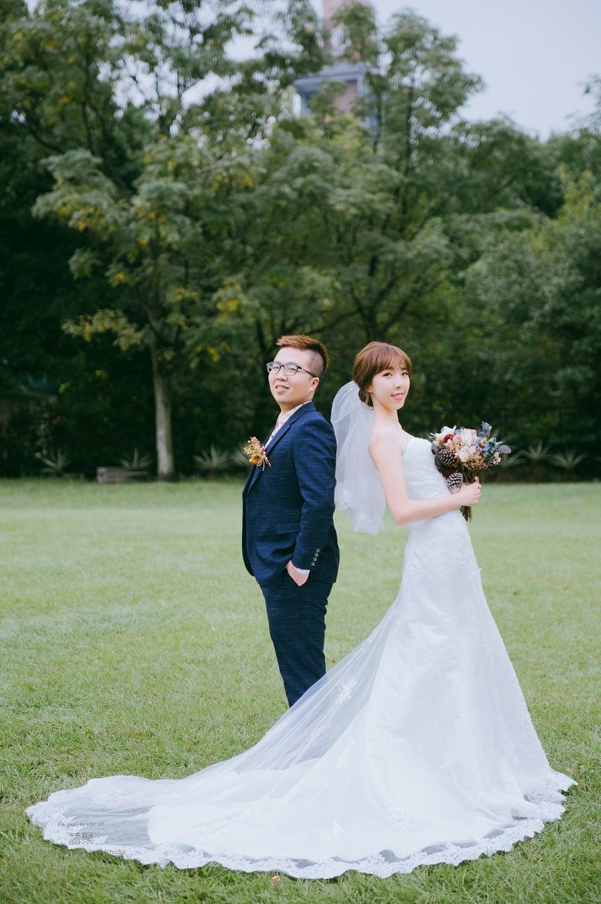 你需要的婚禮,囍聚幫你執行,華山藝文中心篇