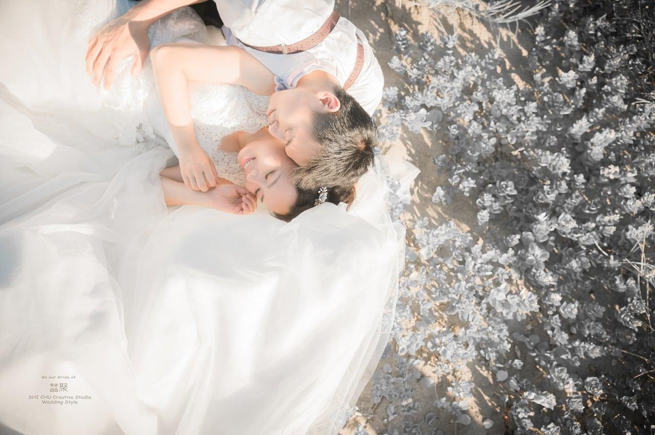 充滿溫度又貼心的囍聚婚紗工作室 麟山鼻篇