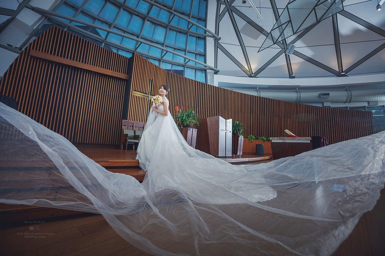 在囍聚,拍出你的愛情婚紗照 秘境教堂篇