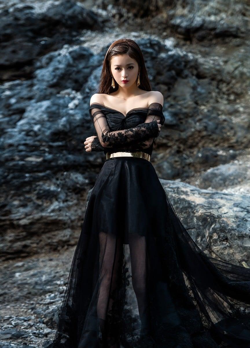 拍婚紗,別錯過百人好評的囍聚婚紗工作室 龍鳳谷篇