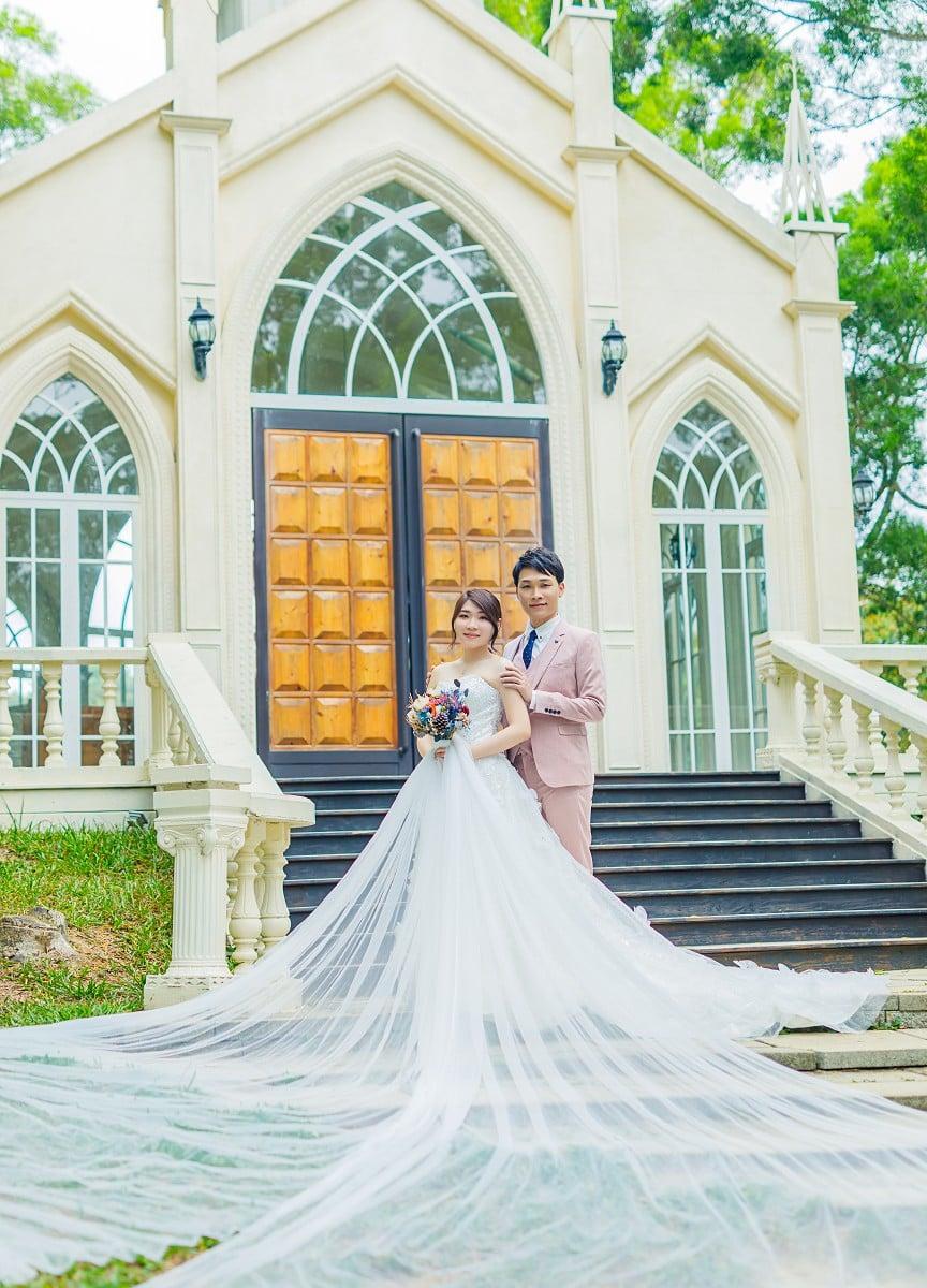 在囍聚,拍出你的愛情婚紗照 格林婚紗基地篇