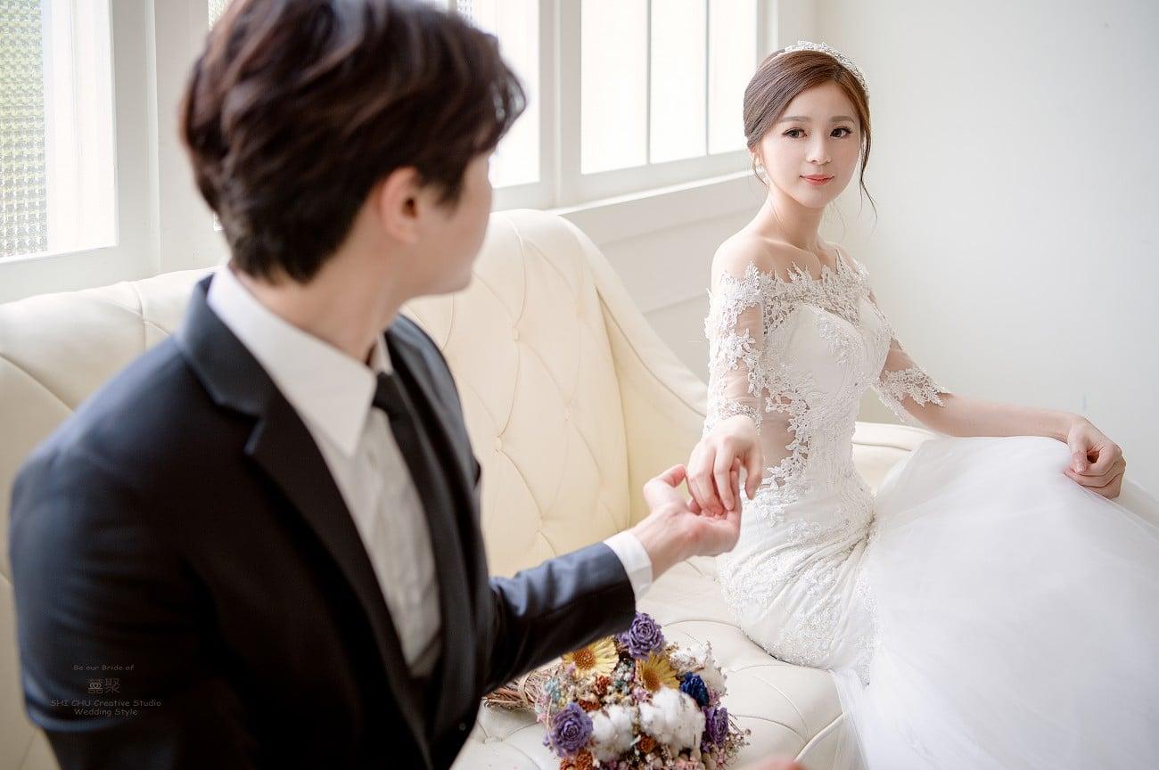 用照片敘述愛情的超強團隊,囍聚婚紗工作室 韓風婚紗篇