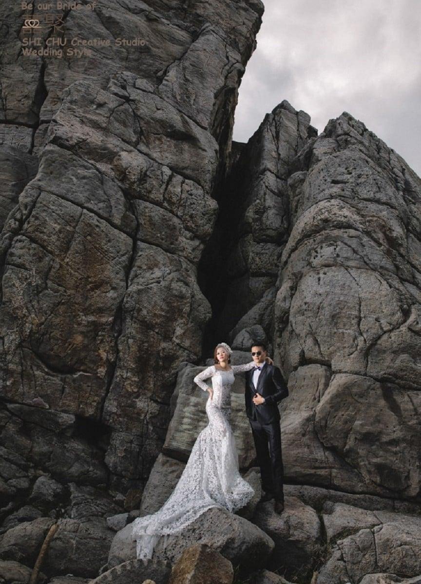 充滿溫度又貼心的囍聚婚紗工作室 北海岸篇