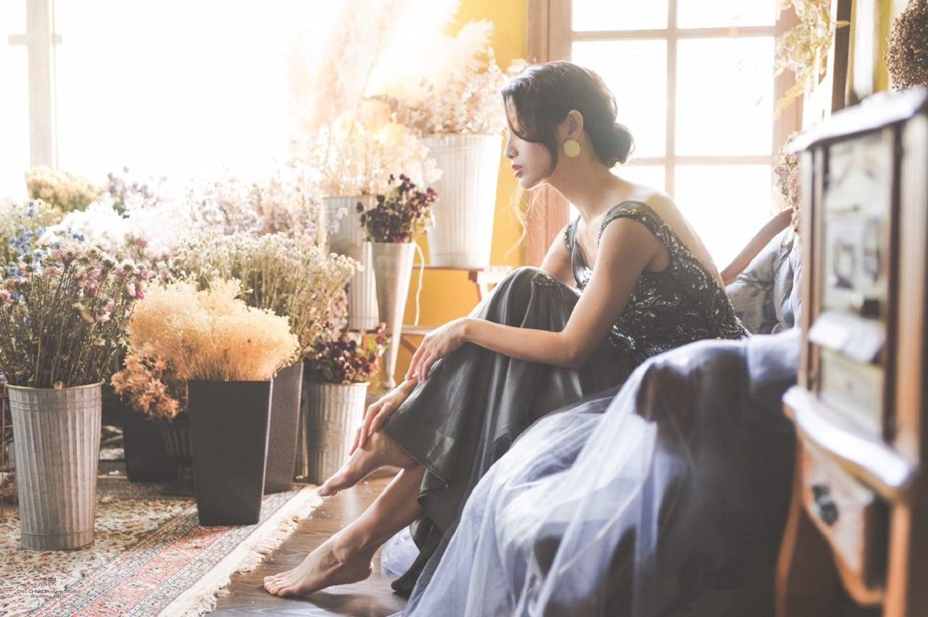趁年輕:在囍聚拍下屬於自己的性感婚紗 個人寫真篇