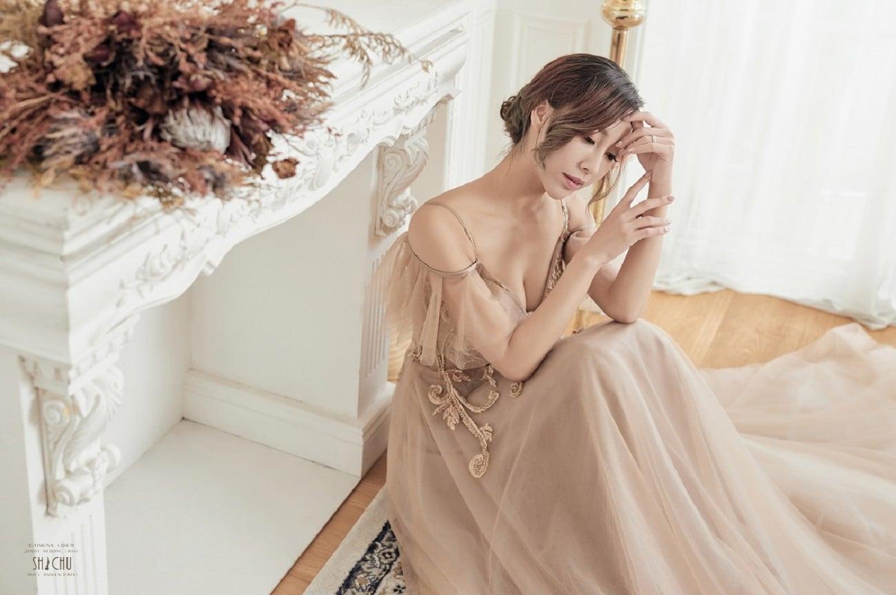 SHICHU BRIDEL_拍攝用手工禮服 (8)