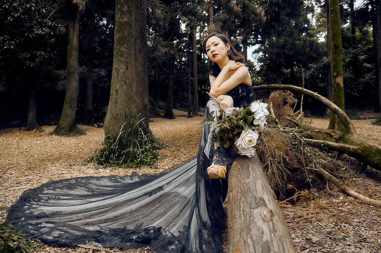 Pho在囍聚,拍出你的愛情婚紗照,陽明山黑森林篇toCap_006